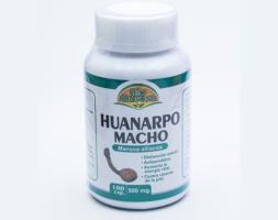 Huanarpo Macho plus black maca Capsules – Peruvian pills for men