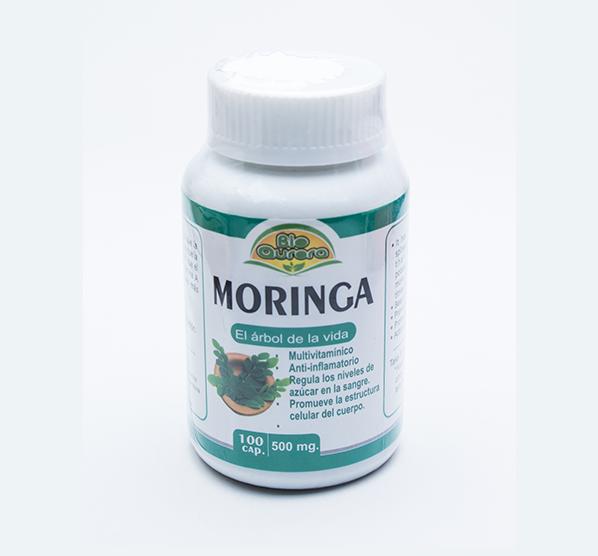 Moringa-Capsules