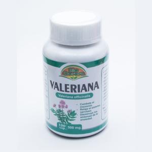 Valerian-Capsules