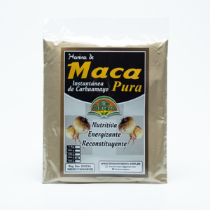 Yellow Maca Flour