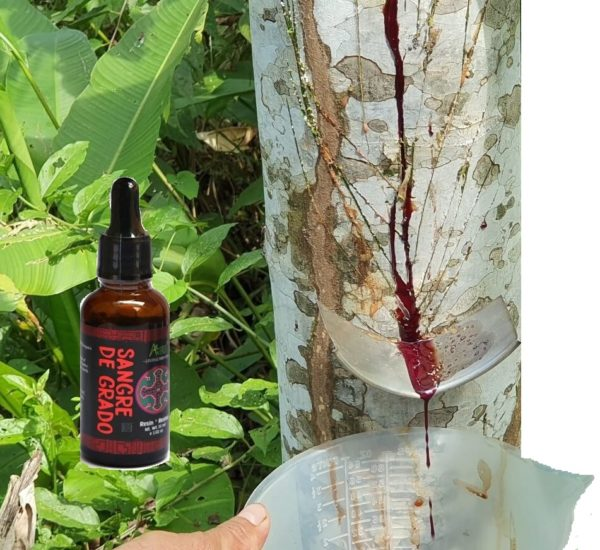 Pack of 3 bottles of Dragon's Blood Resin