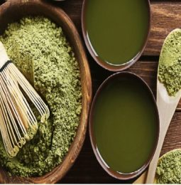 Natural Green Tea Powder (500g – 17.64oz)