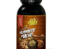 OFFER 2 UNITS-Huanarpo Macho & Black Maca Capsules (120-500mg) – buy super ally for men