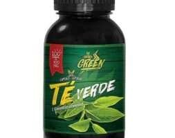 Green Tea Capsules (100 x 500 mg) – Natural Supplement