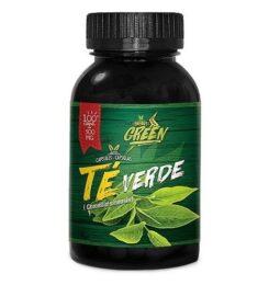 Green Tea Capsules (100 x 500 mg) – Natural Supplement