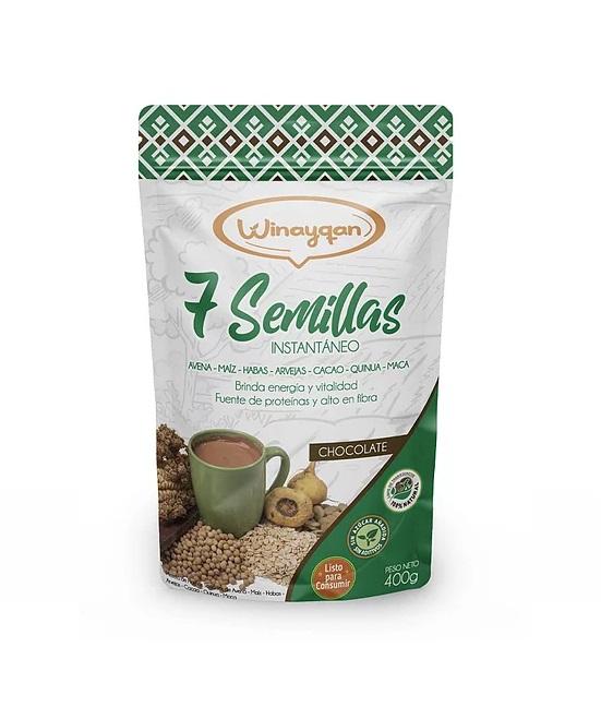 Buy 7 seeds of Inca - ANDEAN WORLD