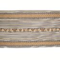 Andean Blanket Ideal for Home Decoration – (250 x128 cm)  Hand-knitted and Telar