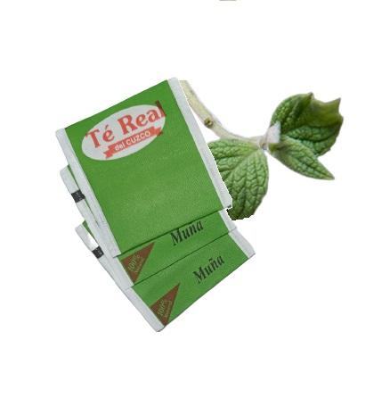 Natural tea - Andean Muña